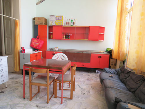 VIA DIETA DI BARI - 3 bedrooms apt - 2 nd floor